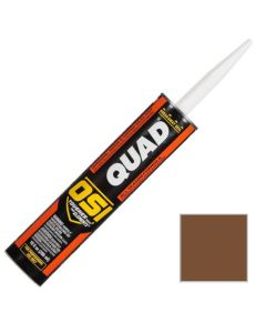 OSI Quad Window Door Siding Sealant Caulk 10oz Clay 315 12ct