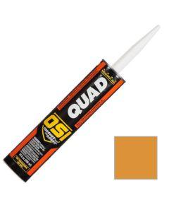 OSI Quad Window Door Siding Sealant Caulk 10oz Brown 285 12ct