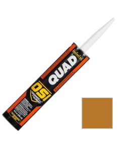 OSI Quad Window Door Siding Sealant Caulk 10oz Brown 286 12ct