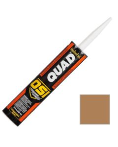 OSI Quad Window Door Siding Sealant Caulk 10oz Clay 302 12ct
