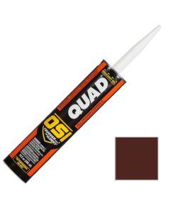 OSI Quad Window Door Siding Sealant Caulk 10oz Red 945 12ct