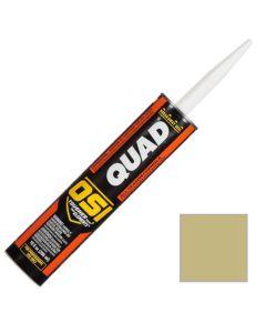 OSI Quad Window Door Siding Sealant Caulk 10oz Yellow 617 12ct