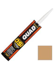 OSI Quad Window Door Siding Sealant Caulk 10oz Yellow 619 12ct