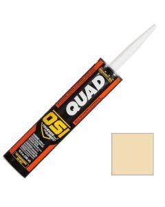 OSI Quad Window Door Siding Sealant Caulk 10oz Yellow 616 12ct