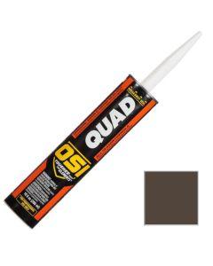 OSI Quad Window Door Siding Sealant Caulk 10oz Brown 277 12ct