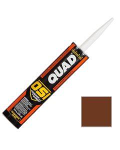 OSI Quad Window Door Siding Sealant Caulk 10oz Brown 295 12ct
