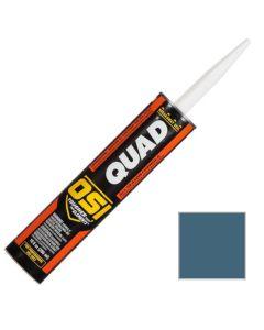 OSI Quad Window Door Siding Sealant Caulk 10oz Blue 829 12ct