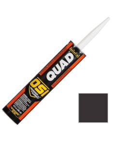 OSI Quad Window Door Siding Sealant Caulk 10oz Gray 591 12ct