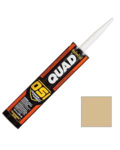 OSI Quad Window Door Siding Sealant Caulk 10oz Yellow 606 12ct
