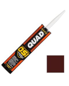 OSI Quad Window Door Siding Sealant Caulk 10oz Red 955 12ct