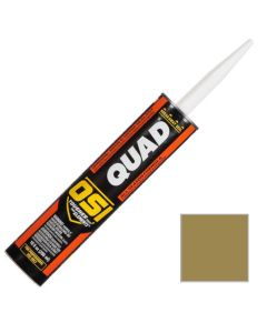 OSI Quad Window Door Siding Sealant Caulk 10oz Clay 303 12ct