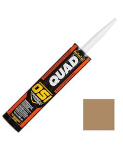 OSI Quad Window Door Siding Sealant Caulk 10oz Clay 321 12ct