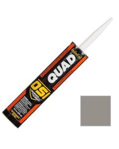 OSI Quad Window Door Siding Sealant Caulk 10oz Gray 509 12ct
