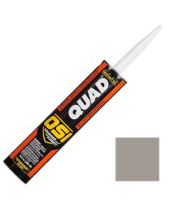 OSI Quad Window Door Siding Sealant Caulk 10oz Gray 525 12ct