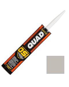 OSI Quad Window Door Siding Sealant Caulk 10oz Gray 521 12ct
