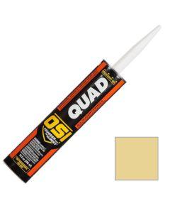 OSI Quad Window Door Siding Sealant Caulk 10oz Yellow 634 12ct