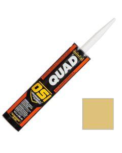OSI Quad Window Door Siding Sealant Caulk 10oz Yellow 623 12ct