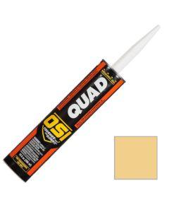 OSI Quad Window Door Siding Sealant Caulk 10oz Yellow 620 12ct