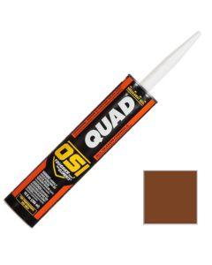 OSI Quad Window Door Siding Sealant Caulk 10oz Red 947 12ct