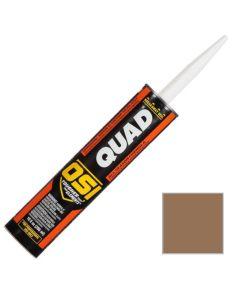OSI Quad Window Door Siding Sealant Caulk 10oz Red 933 12ct