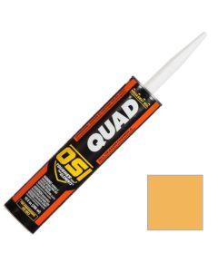 OSI Quad Window Door Siding Sealant Caulk 10oz Yellow 622 12ct