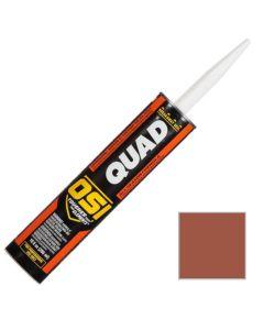 OSI Quad Window Door Siding Sealant Caulk 10oz Red 977 12ct