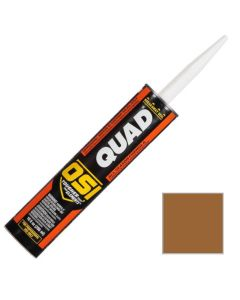 OSI Quad Window Door Siding Sealant Caulk 10oz Brown 260 12ct