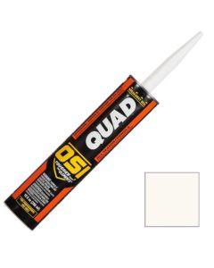 OSI Quad Window Door Siding Sealant Caulk 10oz White 001 12ct