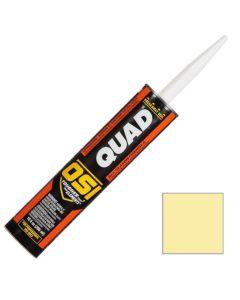 OSI Quad Window Door Siding Sealant Caulk 10oz Yellow 625 12ct