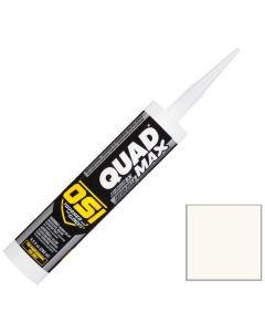 OSI Quad Max Window Door Siding Sealant Caulk 10oz White 001