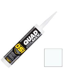 OSI Quad Max Window Door Siding Sealant Caulk 10oz White 002 12ct