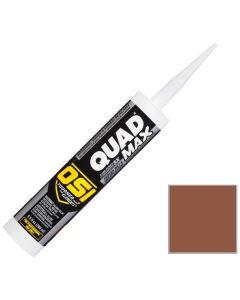 OSI Quad Max Window Door Siding Sealant Caulk 10oz Brown 233 12ct