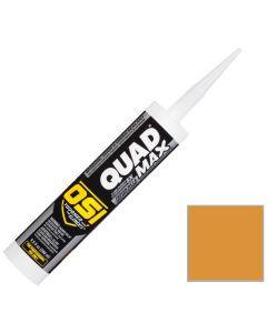 OSI Quad Max Window Door Siding Sealant Caulk 10oz Brown 285 12ct