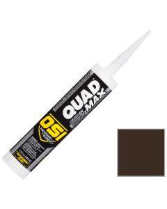 OSI Quad Max Window Door Siding Sealant Caulk 10oz Brown 291 12ct