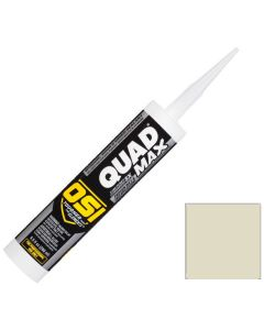 OSI Quad Max Window Door Siding Sealant Caulk 10oz Beige 429 12ct