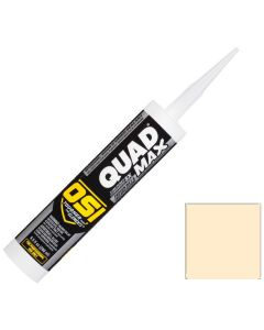 OSI Quad Max Window Door Siding Sealant Caulk 10oz Beige 447 12ct