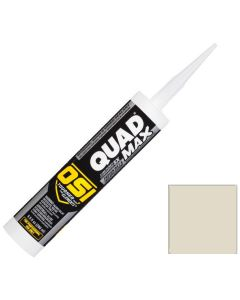 OSI Quad Max Window Door Siding Sealant Caulk 10oz Beige 449 12ct