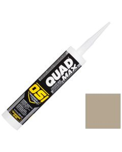 OSI Quad Max Window Door Siding Sealant Caulk 10oz Beige 455 12ct