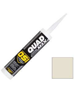 OSI Quad Max Window Door Siding Sealant Caulk 10oz Beige 457 12ct