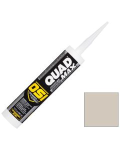OSI Quad Max Window Door Siding Sealant Caulk 10oz Beige 461 12ct