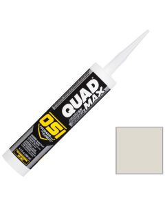 OSI Quad Max Window Door Siding Sealant Caulk 10oz Beige 466 12ct