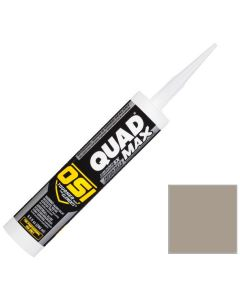 OSI Quad Max Window Door Siding Sealant Caulk 10oz Beige 486 12ct