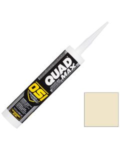 OSI Quad Max Window Door Siding Sealant Caulk 10oz Beige 496 12ct