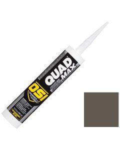 OSI Quad Max Window Door Siding Sealant Caulk 10oz Iron Gray 551