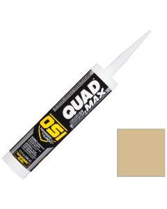 OSI Quad Max Window Door Siding Sealant Caulk 10oz Yellow 606 12ct