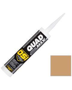 OSI Quad Max Window Door Siding Sealant Caulk 10oz Yellow 619 12ct