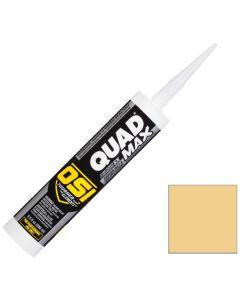 OSI Quad Max Window Door Siding Sealant Caulk 10oz Yellow 620 12ct