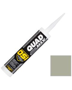OSI Quad Max Window Door Siding Sealant Caulk 10oz Green 718 12ct