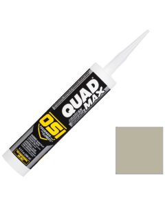 OSI Quad Max Window Door Siding Sealant Caulk 10oz Green 729 12ct