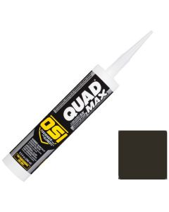 OSI Quad Max Window Door Siding Sealant Caulk 10oz Green 764 12ct